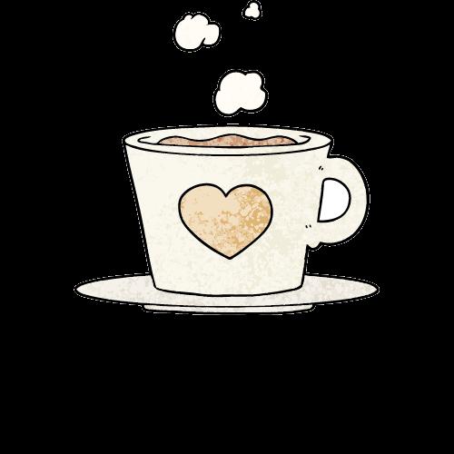 Takeaway Lavazza coffee