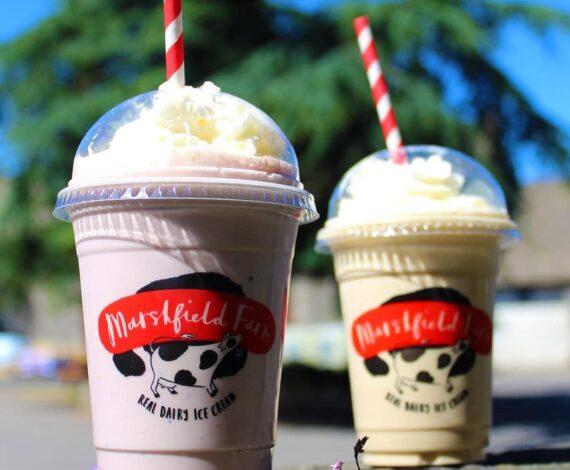Ice Cream Milkshake